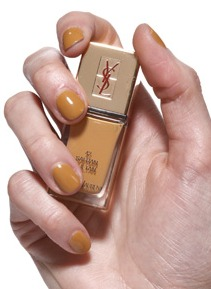 safran sultan nail color
