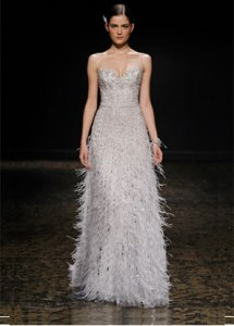 Lazaro Wedding Dress 3 Real