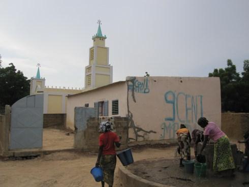 Mosque in Kalabougou