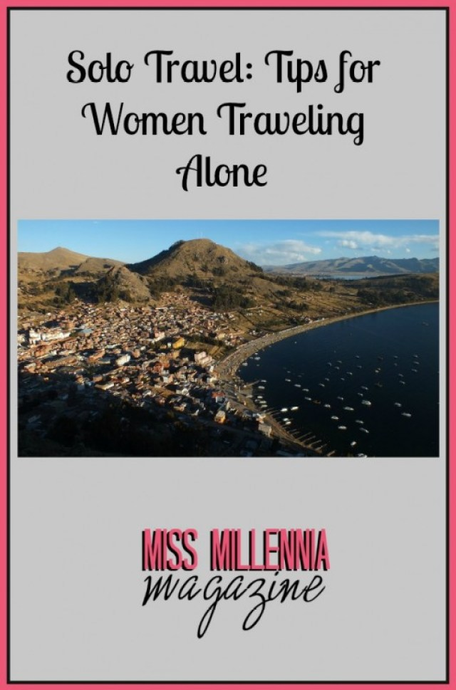 Solo Travel Tips for Women Traveling Alone