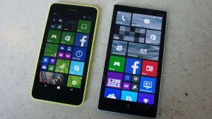 lumia 930 and lumia 735 phones