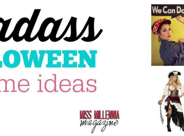 5 Badass Halloween Costume Ideas