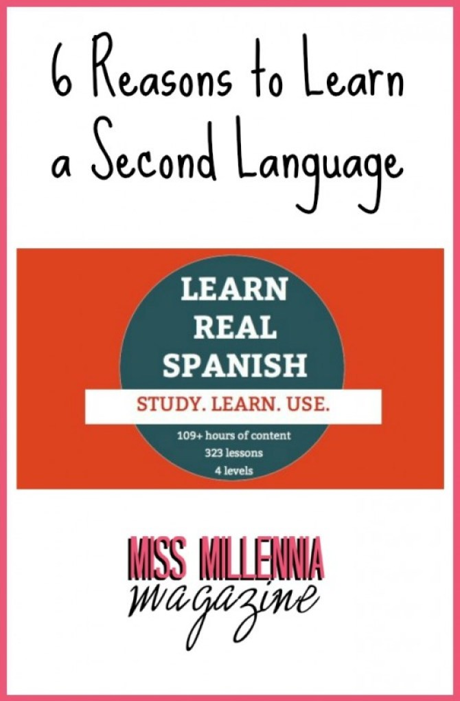 6 Reasons to Learn a Second Language
