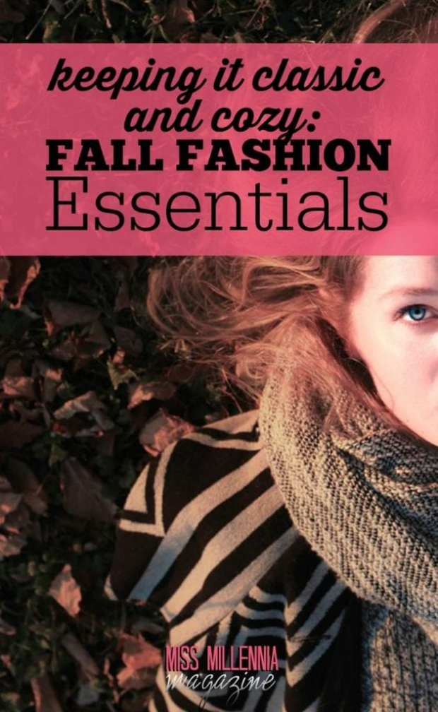 We feature four essential items to wear this fall and every fall to come! These items are both classic and very cozy. Stay warm and never go out of style.