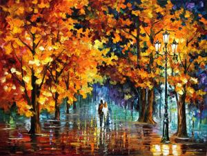 THE TEARS OF ANGELS by Leonid Afremov