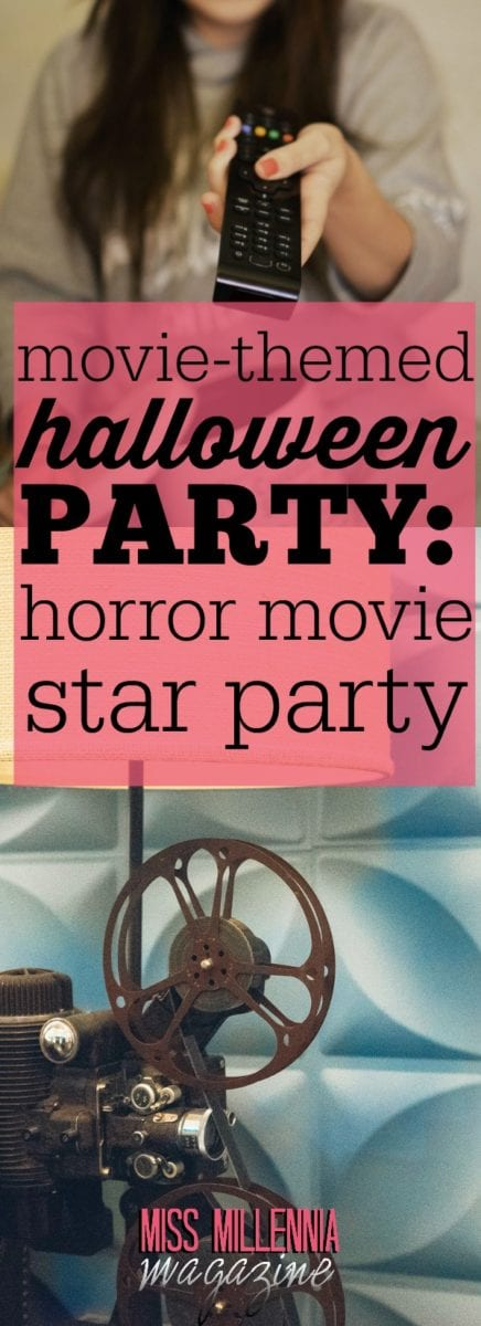 Here are some tips on throwing an awesome horror movie star party for you Halloween party this year. Dress up and have a great time with friends!