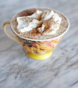 white chocolate mocha winter holiday drinks