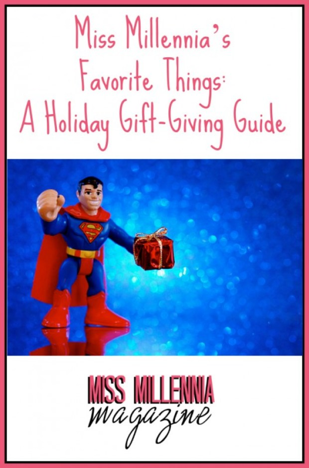 A Holiday Gift Giving Guide