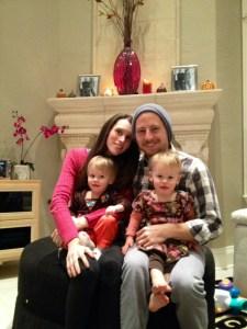 Ashley Roth Family