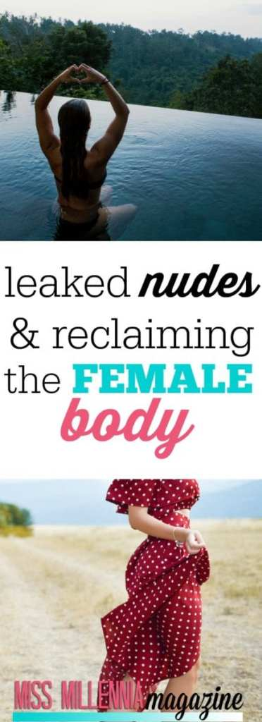 A discussion of female sexuality, assault, and nudity and how women are demystifying the female body by posting nude photographs online.