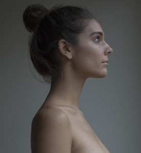 Caitlin Stasey poses for Herself reclaiming the female body