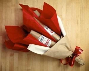 salami bouquet gift