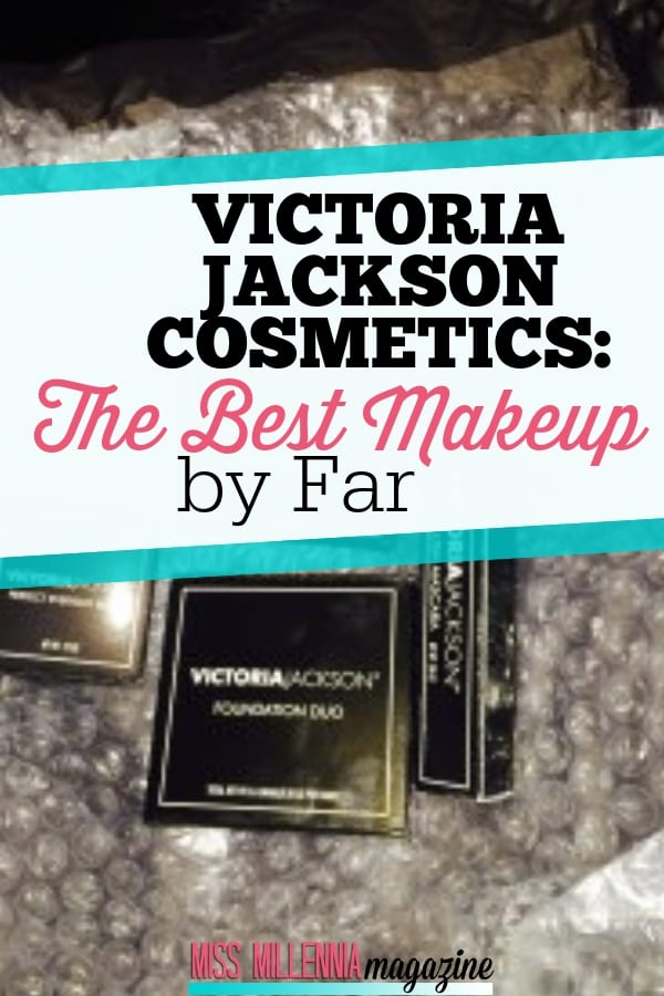 Victoria Jackson makeup is light weight and easy to use! Read on for my full review of Victoria Jackson's amazing makeup products.