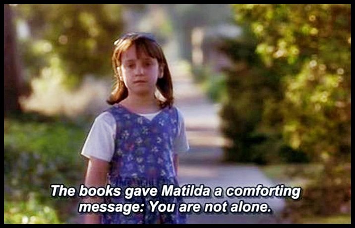 matilda book quote