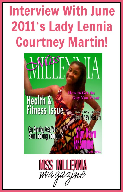 Interview With Courtney Martin