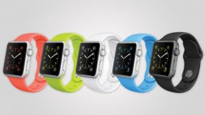 apple watch sport all colors