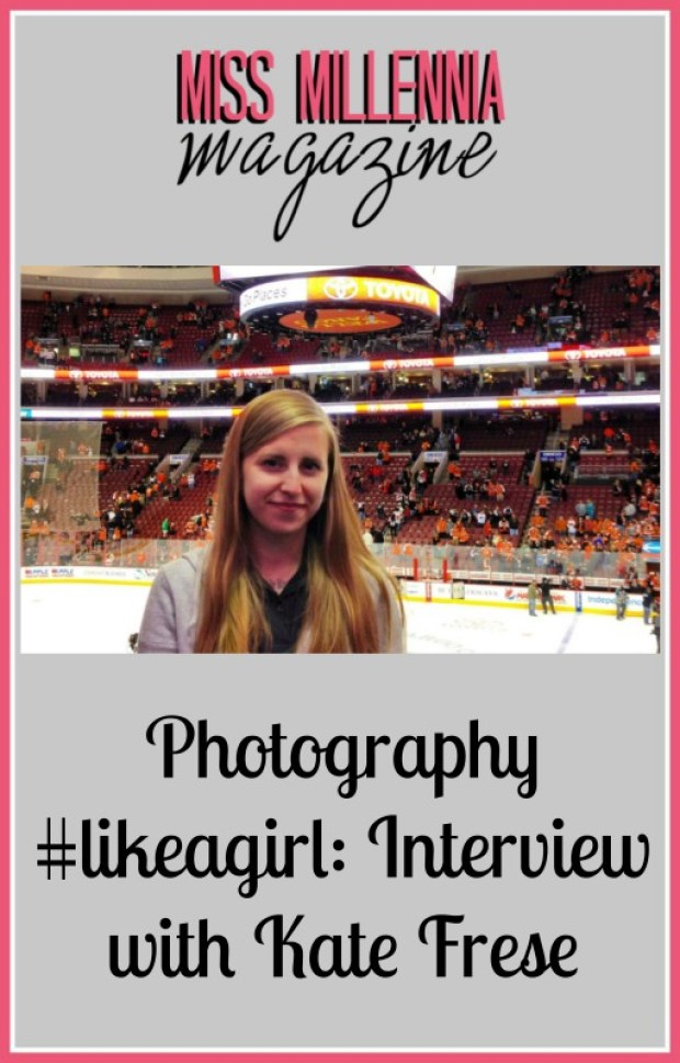 Interview with Kate Frese
