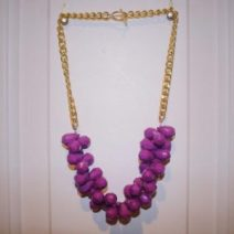 A necklace by Rae