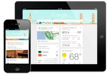 Google Now apps