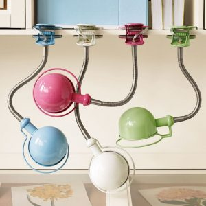 pottery barn hi-light clip light