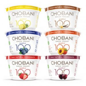chobani greek yogurt cups