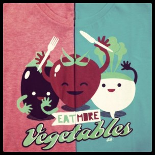 eat more vegetables