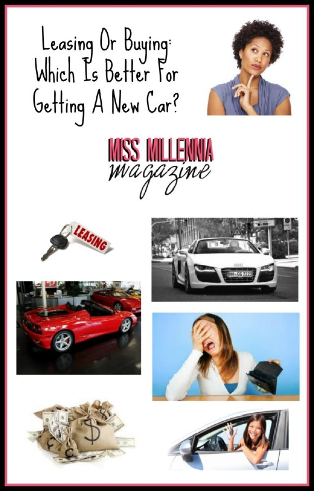 Leasing Or Buying a Car