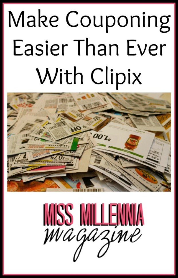 Make Couponing Easier Than Ever With Clipix