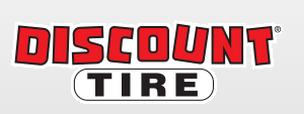 Logo courtesy of DiscountTires.com