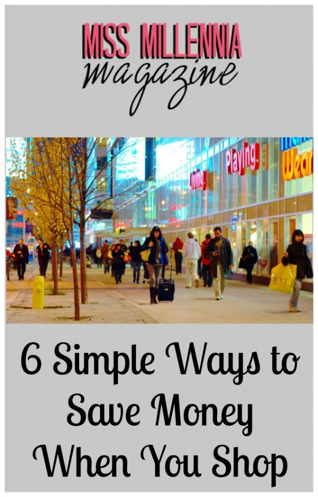 Simple Ways to Save Money When You Shop