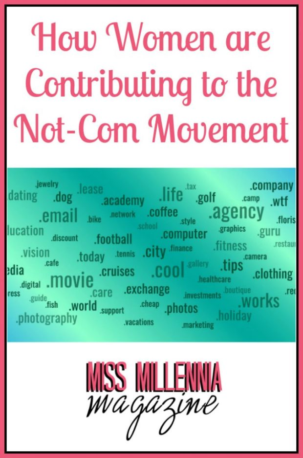 Not-Com Movement