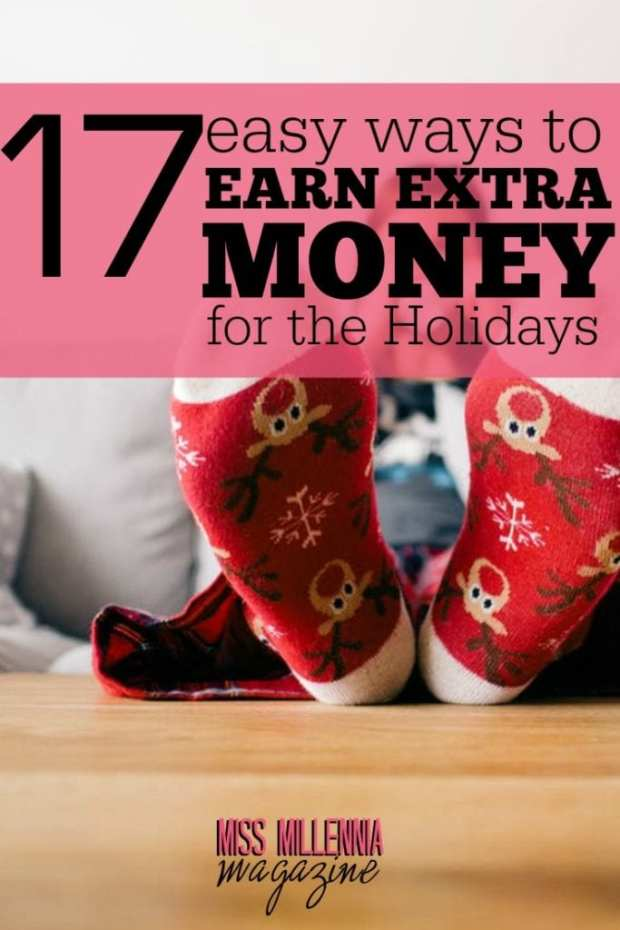 Looking for ways to earn more income over the holidays? I share 17 of my best tips so you can have your fruitcake and eat it too.