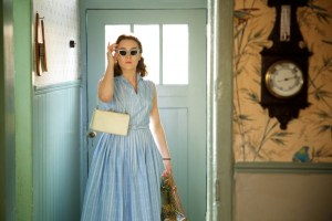 "Saoirse Ronan as ""Eilis"" in BROOKLYN. Photo by Kerry Brown. © 2015 Twentieth Century Fox Film Corporation All Rights Reserved"