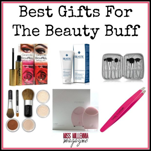 Best Gifts for the Beauty Buff
