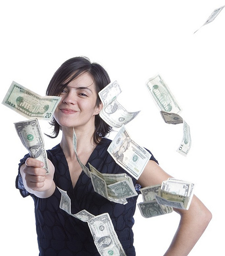raining money after you file your taxes