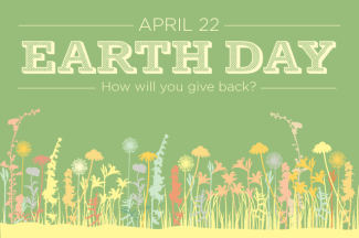 celebrate earth day april 22 2016 eco friendly give back