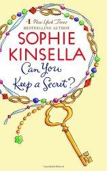 sophie kinsella, can you keep a secret?, fun read, fun books, what to read