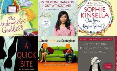 8 fun reads, what to read, books to read, fun reads, fun books