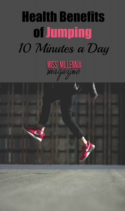 Health Benefits of Jumping 10 Minutes a Day