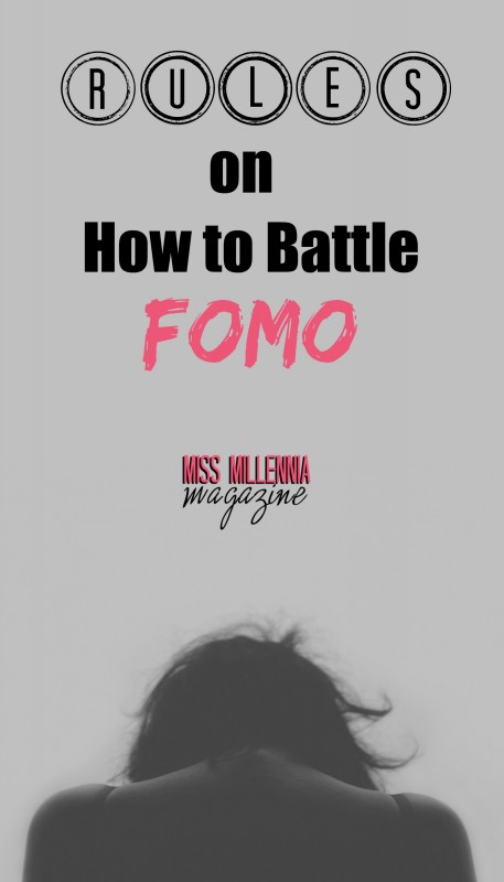 How to Battle FOMO