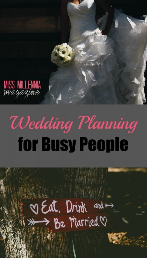 Wedding Planning Steps for Busy People