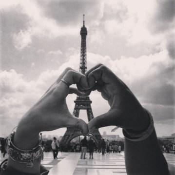 traveling in paris