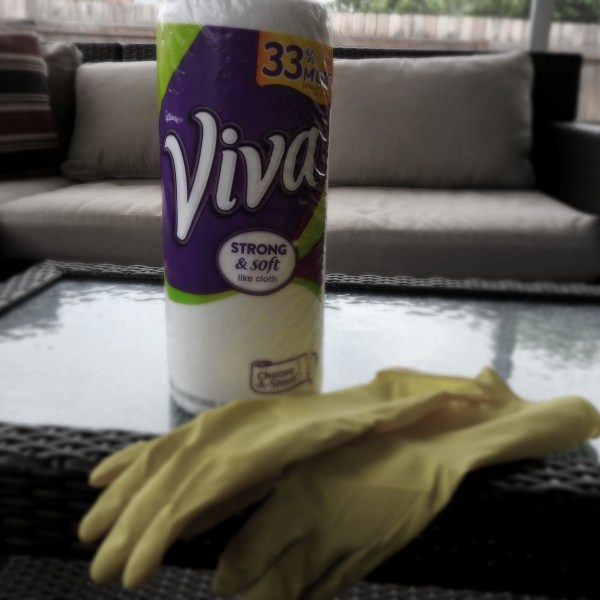 How to Clean Your Patio Area for the Spring