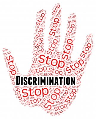 Stop Discrimination Gender Politics