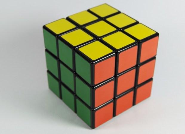 rubiks cube for brains