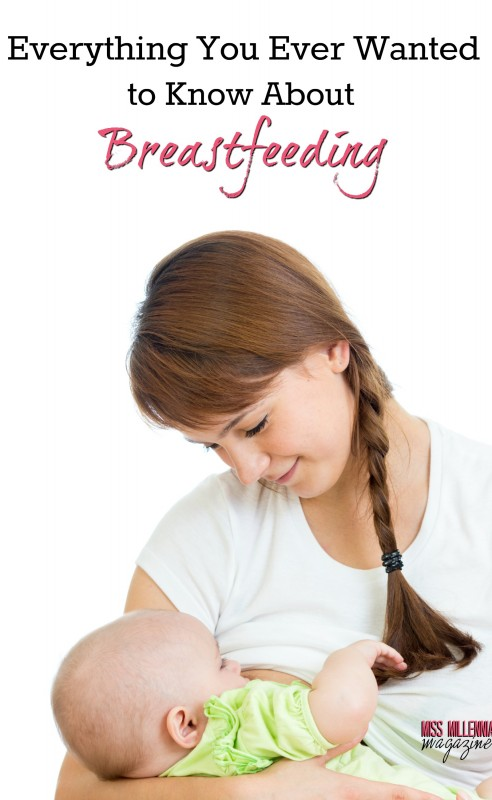 Everything You Ever Wanted to Know About Breastfeeding