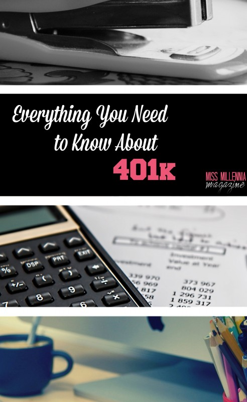 Everything You Need to Know About 401k