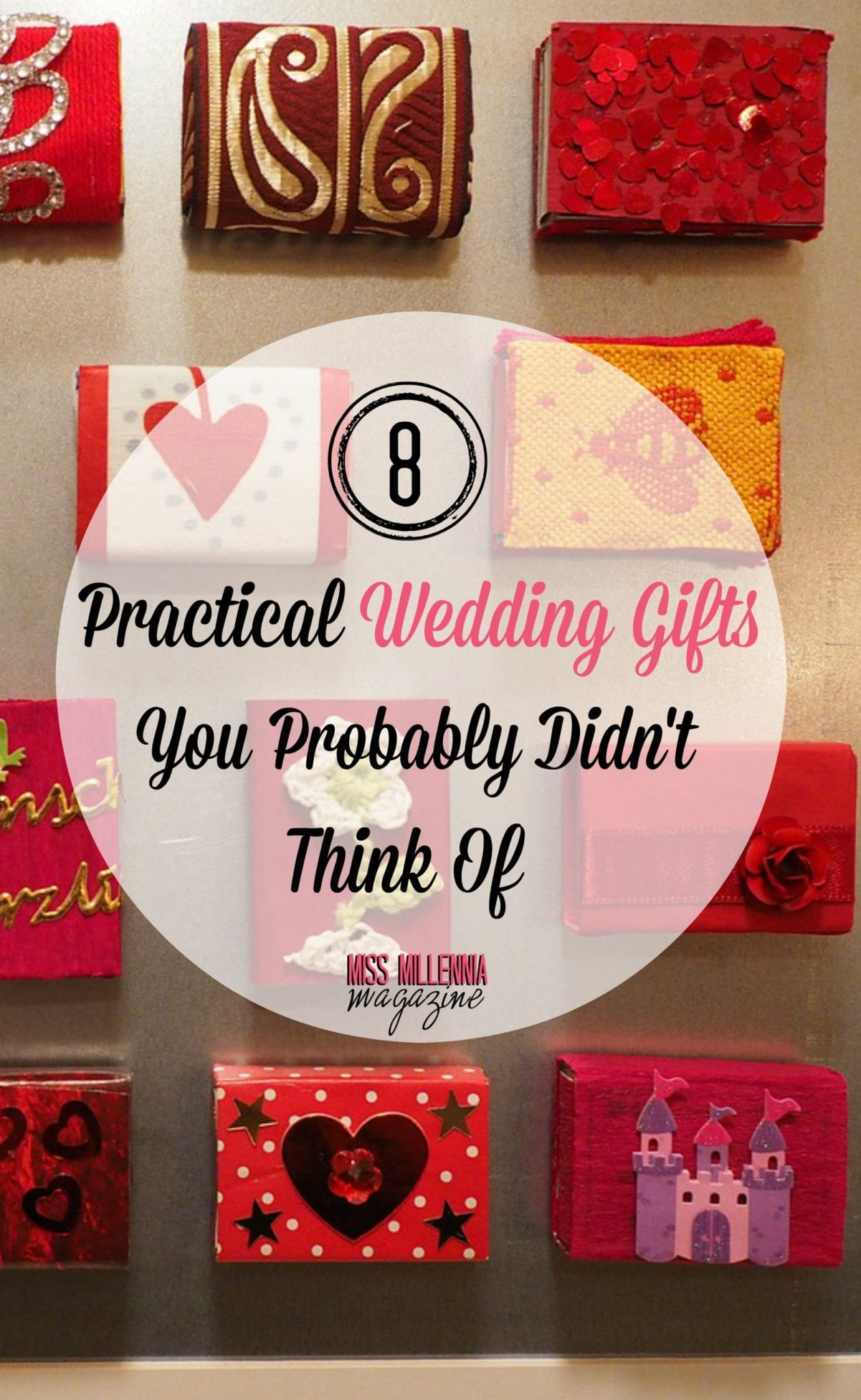 8 Practical Wedding Gifts You Probably Didn't Think Of