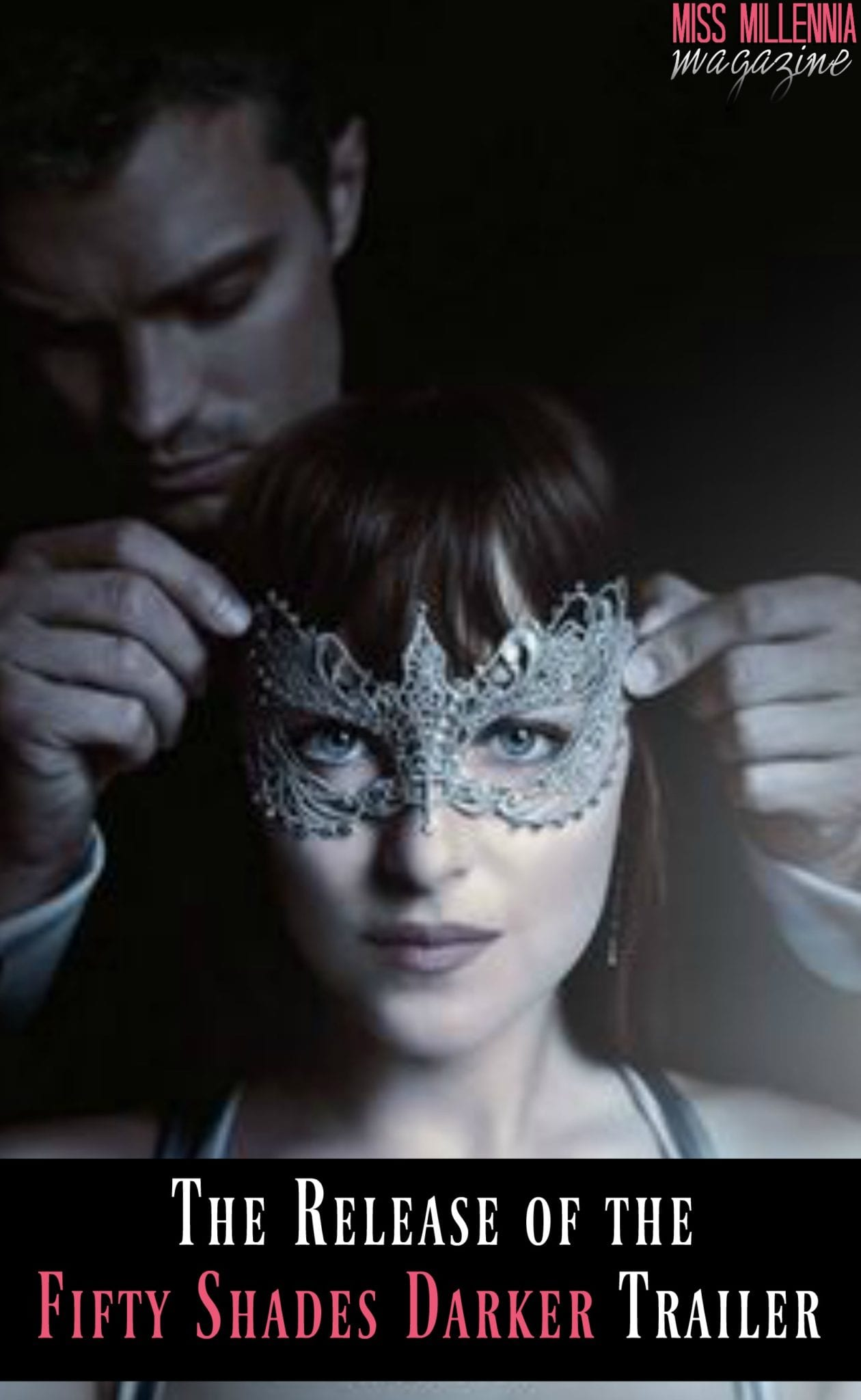 Haven't seen the Fifty Shades Darker trailer yet? Come take a look and let's discuss!
