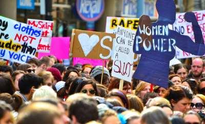female sexuality slut walk slut shaming